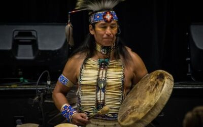 Beating Drum